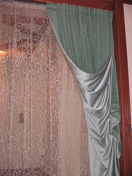 Пошив двухсторонних штор своими руками видео