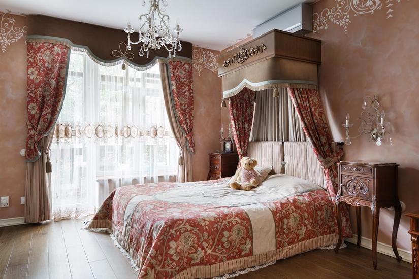элитные шторы в СПб